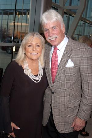 Joanie and Bob Mills
