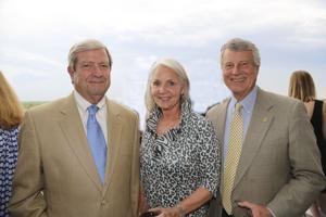 Bob and Becky Leggat, Jim Stolze