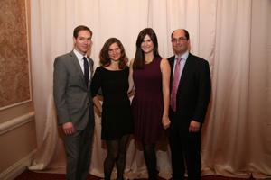 Ben and Julie Murphy, Elisa and Tobe Suarez