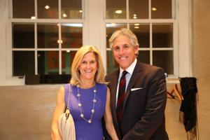 Patty and Mark Mantovani
