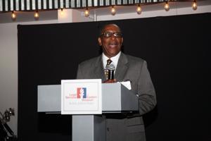 Eddie Mae Binion Community Service Award Winner Eddie Davis
