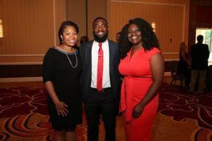 Tameka Herrion, Reggie Jennings, Kei-Shae McCrary