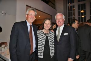 Paul Minorini CEO of Boys and Girls Hope International, Peggy and Pat Sly