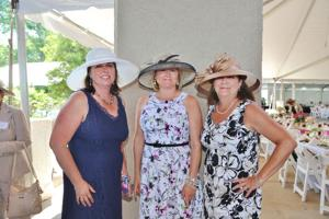 Kathy Walker, Pattie Schafer, Donna Jelovic