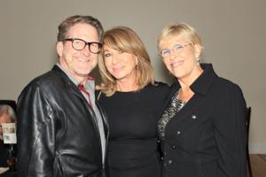 David Carl Wilson, Carrie Hovik, Jill McGuire