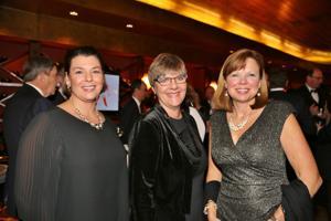 Kara Morrell, Jennifer Higginbotham, Roz Corcoran