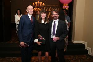 Steve Stone, Cheryl Griffin, Dr. David Caplin
