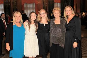 Dawn Smith, Devon Catsavis, Rachel Porter-Hunter, Devonia Fischer, Jennifer Houchins