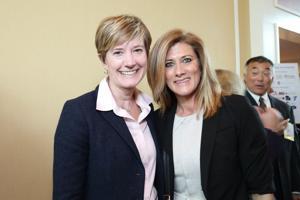 Mary Kay Lofgren, Kelly Wiese