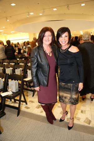 Kathy McDaniel, Marlene Hammerman