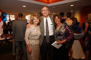 Ann and Bill Rice, Marilyn Sheperd