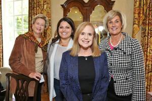 Betsy Douglass, Asha Zimmerman, Barbara Shuman, Kathy Lambert