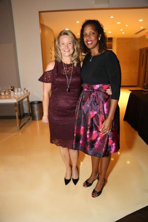 Lisa Flavin, Juanita Logan Co-Chairs