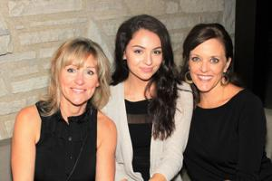 Michelle Roshell, Mayley Wallick, Beth Rzonca