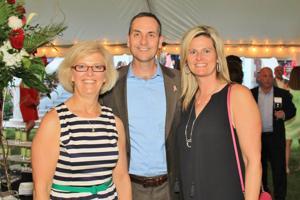 Linda Ram Greiwe, Bruce and Tami Dyck