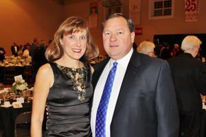 Christine and Tom Blazevic