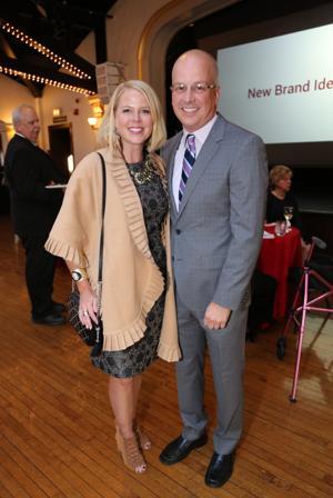 Karen and Jim Shaughnessy
