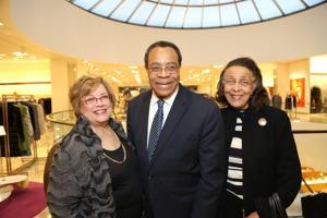 Susan Katzman, Charles and Shirley Brown