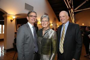 Jim Mann, Janet Schoedinger, Paul Shaughnessy