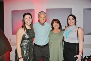 Ashley, John, Kathy and Jessica Mess