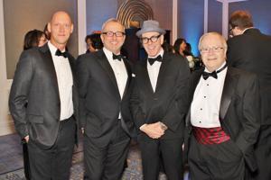 James Knoll, James Robinson, Ricky Ian Gordon (composer), Alan Fiddleman