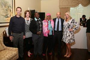 Dr. Scott Norris, Shari Rieve, Dr. Mwiza Ushe, Adie Tompkins, Chris Kuseliauskas, Katie Byrum