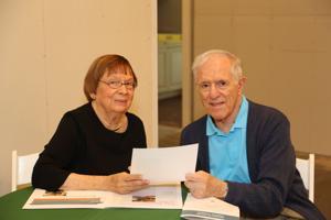 Celia and Sal Sutera