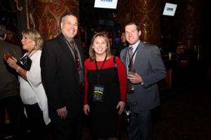 Jim Ebeling, Barb Linneman, Ryan McKillips