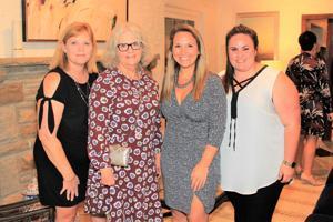 Melinda Klinghammer, Vicki Preste, Carolyn Preste, Carolyn Brotherton, Katie Moses