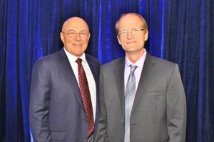 Dr.Robert Fraley, Larry Gilbertson PhD