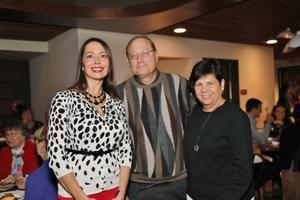 Anna Carr, Dave and Lynn Mutch
