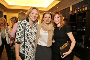 Carolyn Dolan, Michelle Abounader, Lucy Willis