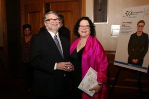 Bob and Rosalie Stein