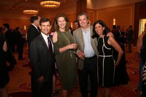Ken Rubin, Tami and Jim Fernandez, Jane Rubin