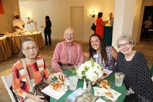 Nonita Uy, Dr. Martin Gordon, Claire Partsch, Ethel Newman
