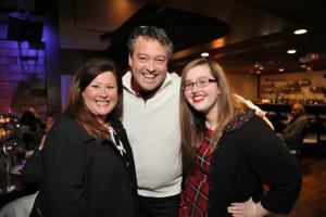 Renee, Dave and Mackenzie Scott