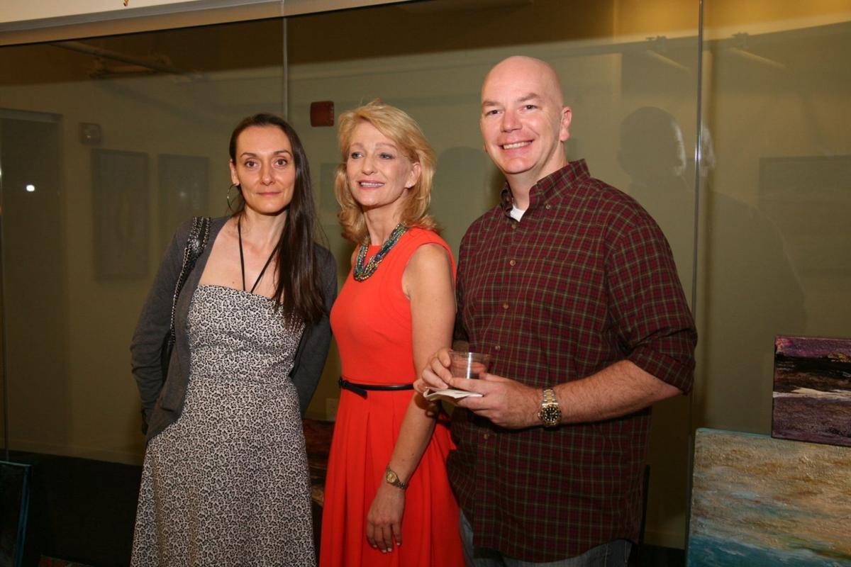 Elena Klepatskaya, Dina Worzel, Ted Brandt