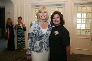 Linda Goldstein, Marian Nunn