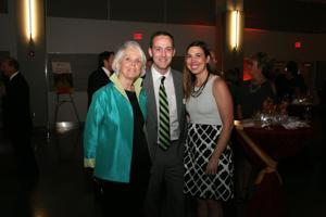 Lisa McMullin, Birch McMullin, Amy McMullin