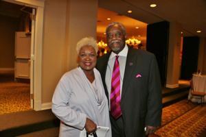 Barbara and David Holmes