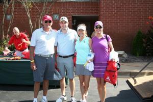 Bill Franz, Cody Cripps, Hillary Franz, Laurie Franz