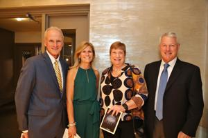Joe and Lyn Castellano, Shelly and Don McNutt
