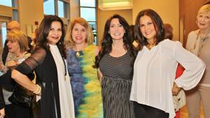 Galia Movitz, Sherry Shuman, Dana Schwartz, June Weiss