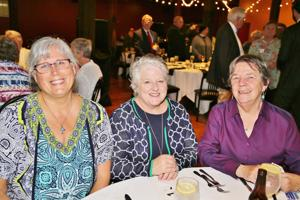Dawn Casey, Cathy Gardener, S. Mary Ann McGivern