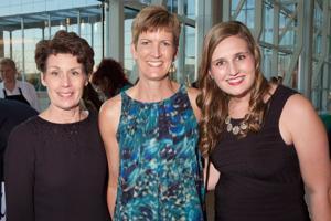 Cheri Hoeferlin, Karen Higano, Erica Hoeferlin