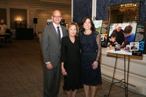 Marty Levison, Barbara Mirowitz, Marilyn Levison