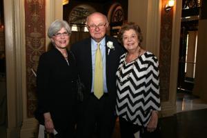 Prue Gershman, David and Carol Fleisher