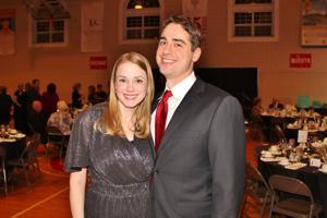 Dr. Elizabeth Blaney, Dr. Patrick White