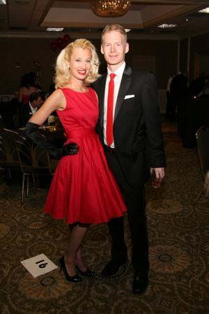 Brooke and Jon Sehy