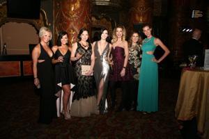 Kelly Vargas, Emily Donegan, Heather Driver, Amanda Tucker, Cara Conde, Stephanie Clerkin, Sarah Brandt